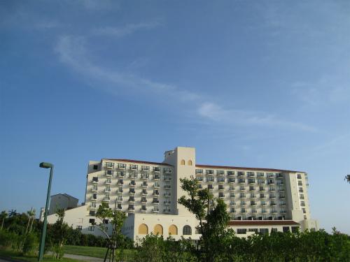 ホテル日航アリビア