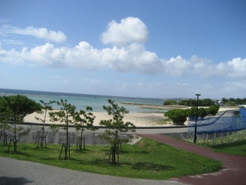 砂辺馬場公園