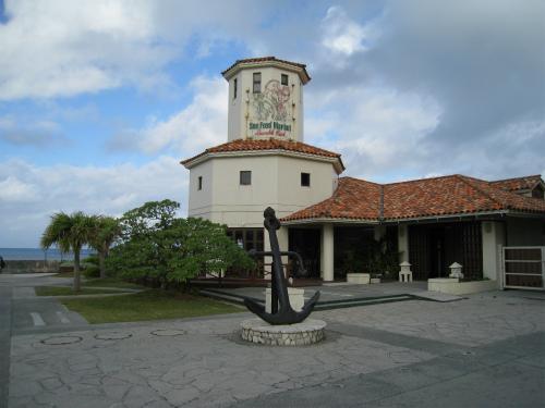 ブセナテラスホテル