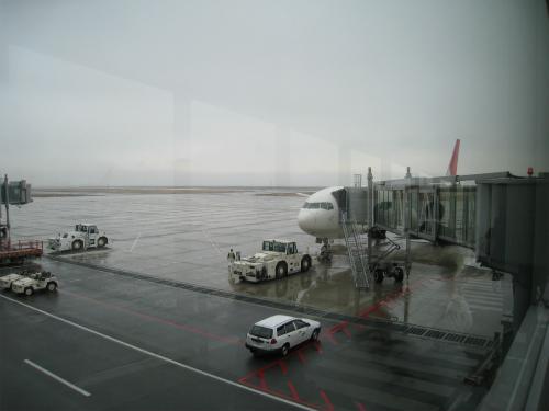 神戸空港~沖縄那覇空港へ