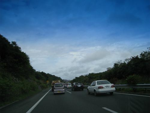 高速道路で石川へ