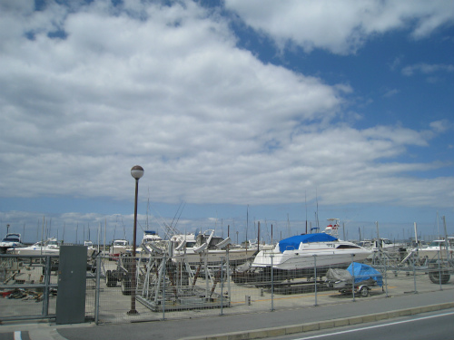 宜野湾のマリーナ