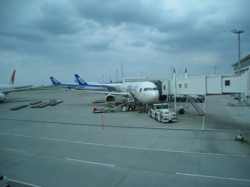 那覇から神戸へ
