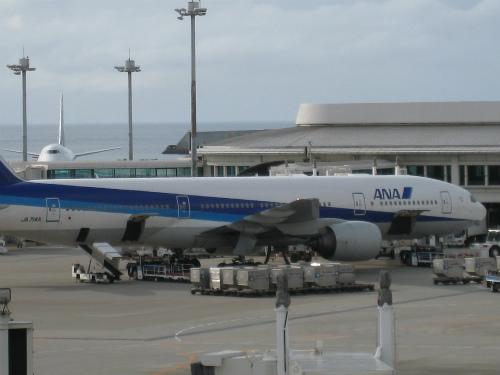 沖縄~神戸へ