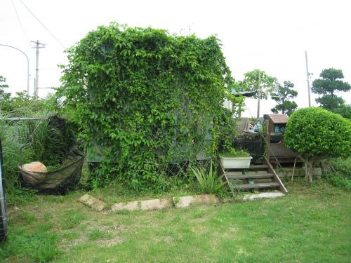 片山正喜さんの家