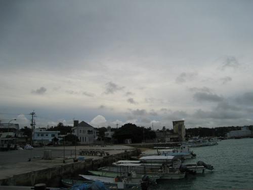 伊計島でシュノーケリング