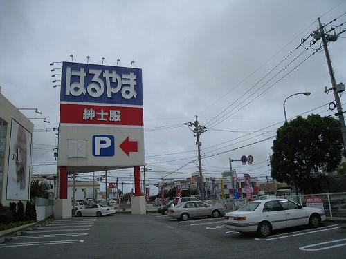 人気の商業施設