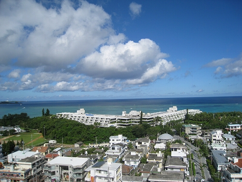 瀬良垣ビーチ