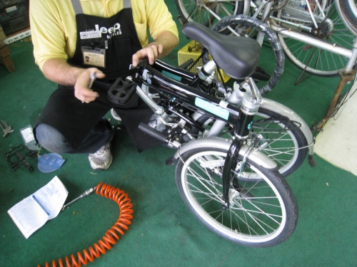 DAHON 自転車