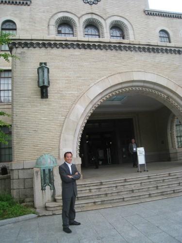 組織学会2008年度研究発表大会