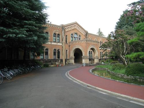 一橋大学国立東キャンパス