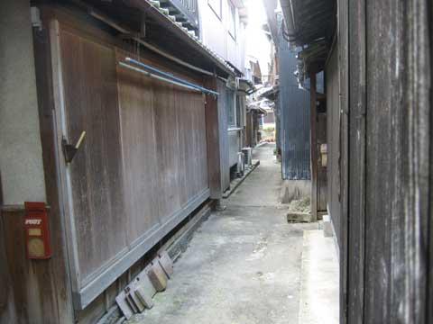 松葉博雄のいい写真撮りたいな:「おばあちゃんが待ちわびている小径」