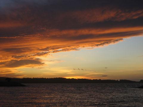 松葉博雄のいい写真撮りたいな:「夕焼け小焼けで日が暮れて」