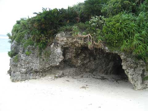 松葉博雄のいい写真撮りたいな:「二人だけの洞窟」