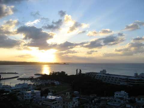 松葉博雄のいい写真撮りたいな:「人の心と季節の変化は、様々な夕日を見せてくれます」