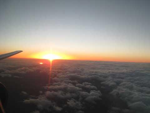 松葉博雄のいい写真撮りたいな:「大空の彼方に」
