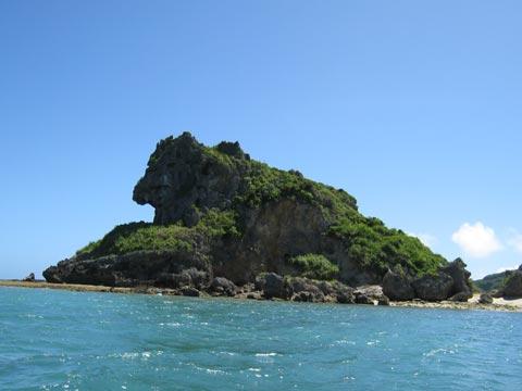 松葉博雄のいい写真撮りたいな:「心模様と岩の形」