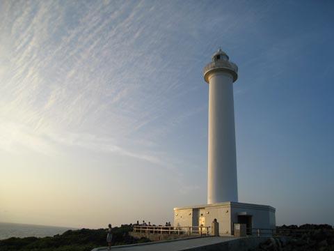 松葉博雄のいい写真撮りたいな:「沖縄一高い沖縄県読谷村残波岬の残波岬灯台」