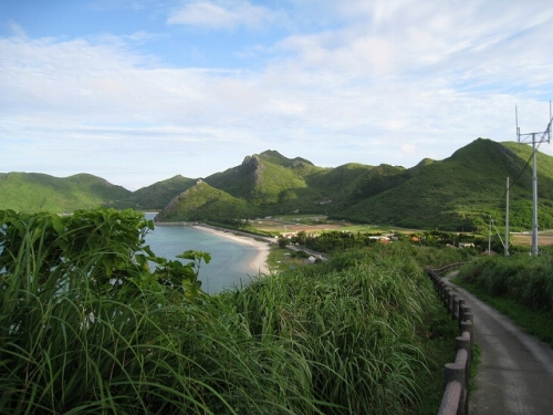 いい写真撮りたいな:「渡名喜島 集落」