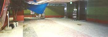 神戸三宮さんプラザビルの内部