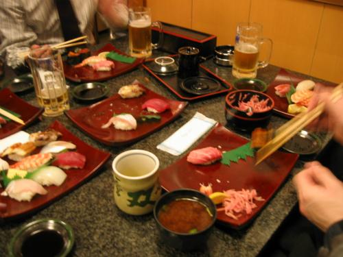 双葉寿司さんでお食事