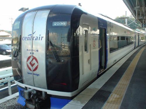 名鉄の電車