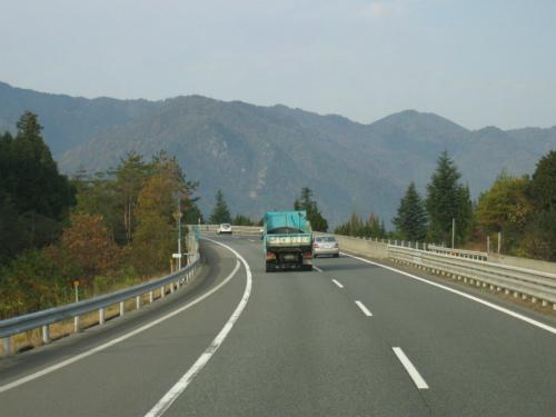 【かにツアー】バスからの風景