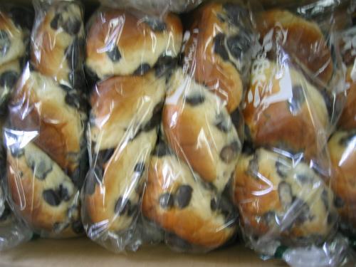 丹波篠山 小西の黒豆パン