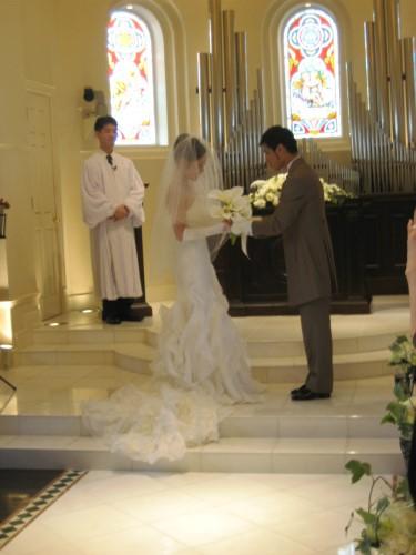 「ア・ラ・モード パレ 神戸迎賓館」での結婚式