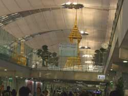 関西国際空港を出発して12時間後、タイのプーケットに到着しました