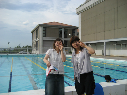 兵庫県立大学水泳部