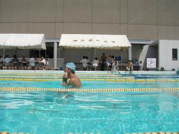 兵庫県立大水泳部カーニバル