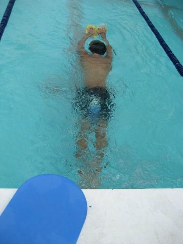 兵庫県立大水泳部