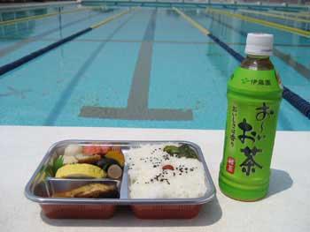 松葉博雄の至福のお昼ご飯
