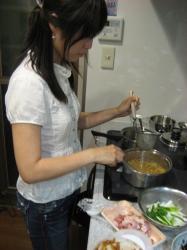松葉博雄の料理