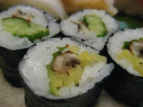 万平のお寿司