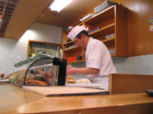 「まるも寿司」のお寿司
