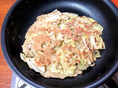 白菜 お好み焼き ガッテン