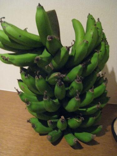 沖縄恩納村産バナナ