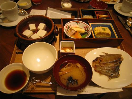 ハイアットリージェンシー京都の朝食