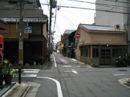 京都市下京区周辺