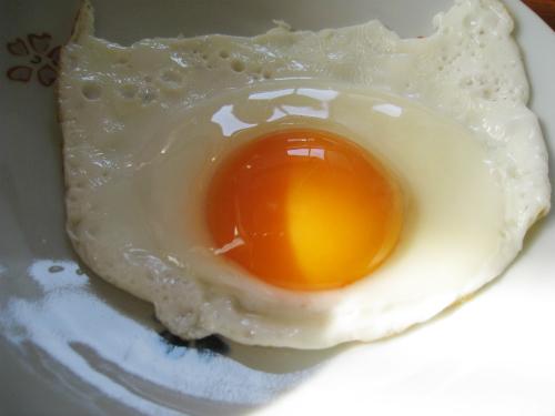 塩田温泉の湯壺がゆで朝ご飯
