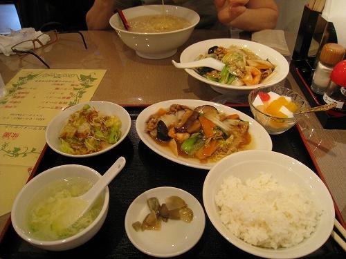 六甲 中華料理