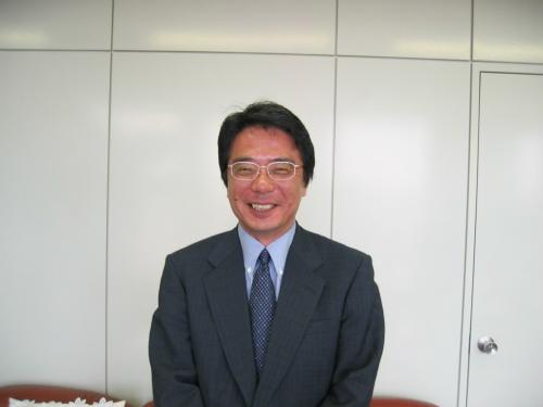 ボシュロム社井上隆久社長
