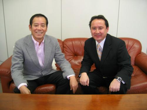 日本アルコン社(Alcon)へのインタビュー
