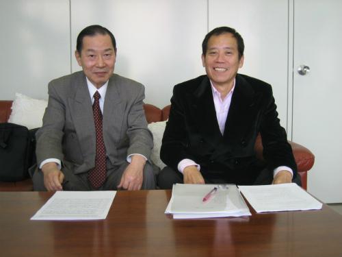 株式会社日本コンタクトレンズ取締役営業本部本部長宮脇理さん