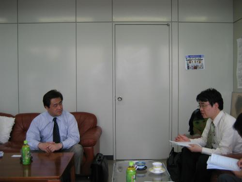 メニコン田中英成社長インタビュー