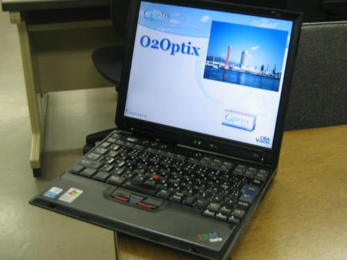 新素材シリコンハイドロゲルを使った「O2Optix(オーツーオプティクス)」