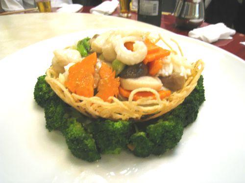 神戸元町の広東料理「中国酒家」