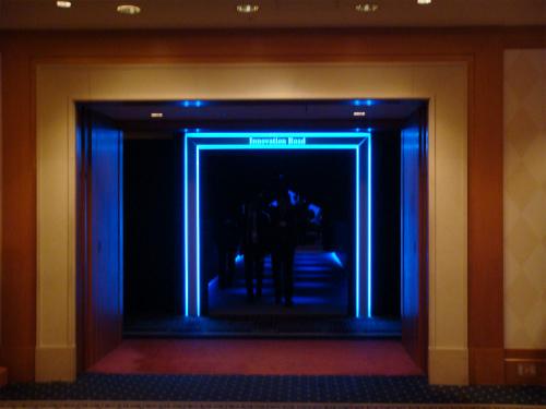 帝国ホテル大阪3階「孔雀の間」